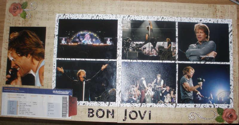 2010 Album - Bon Jovi Concert