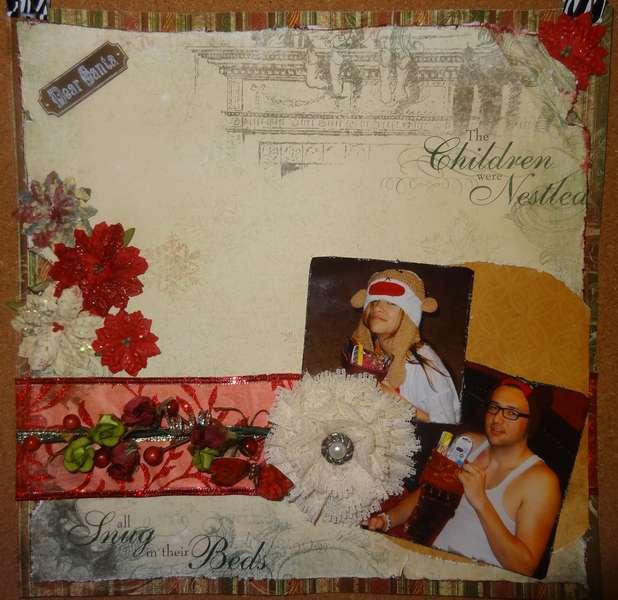 Christmas 2011 (#1) - SWiIRLYDOOS December Kit - Christmas Wishes