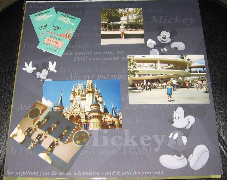 Disney - 1986