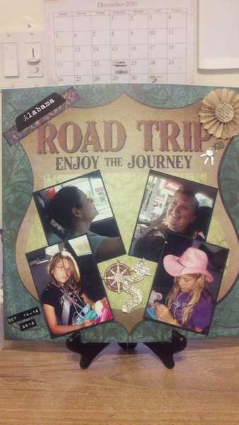 Road Trip - Alabama Pg1