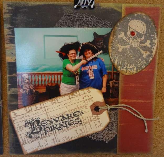 2012 Scrapbook Treasure Hunt - Scraporium Pg2