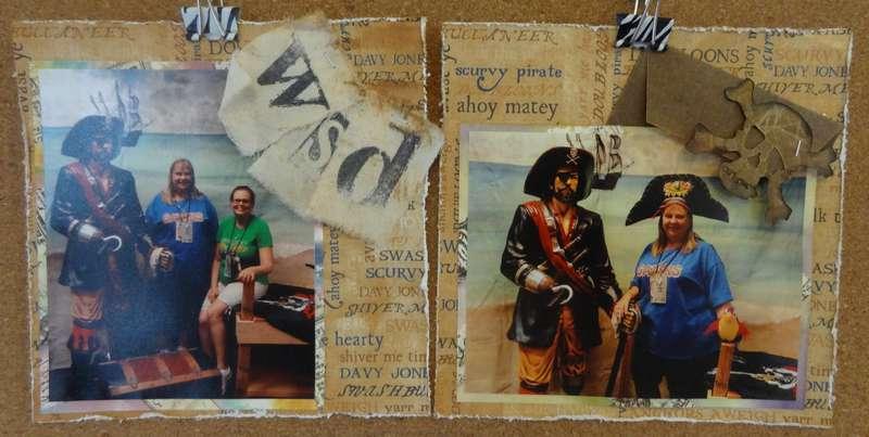 2012 Scrapbook Treasure Hunt - WhimSoDoodle