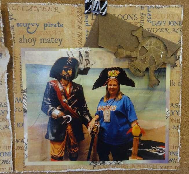 2012 Scrapbook Treasure Hunt - WhimSoDoodle Pg 2