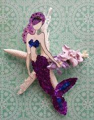 Julie Nutting Magnet - Sea Sallie - June #1