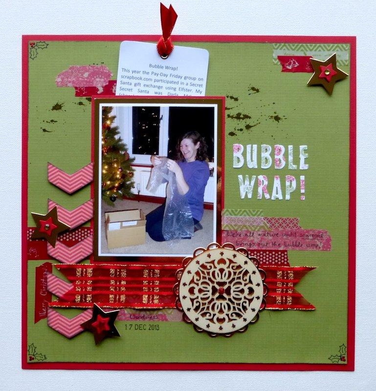 Bubble Wrap!