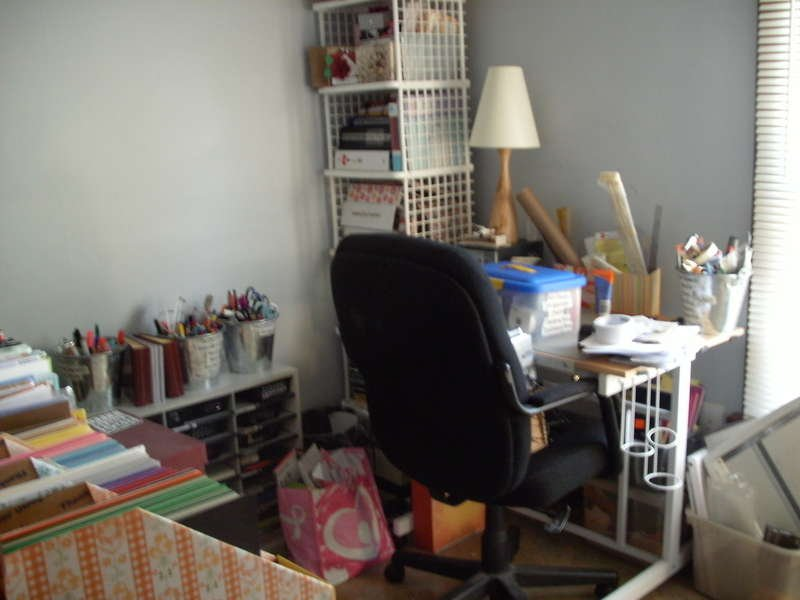 My new craftroom!
