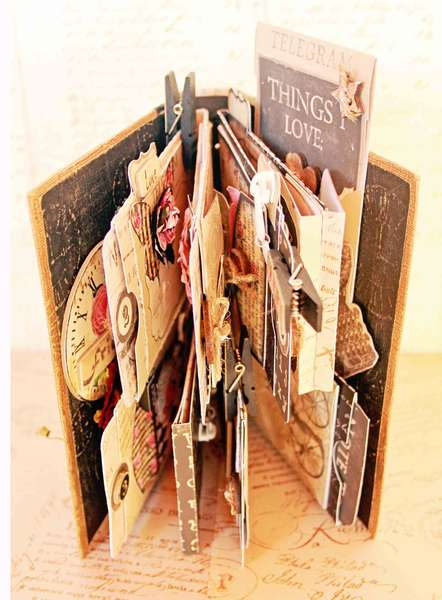 Book Things I love *Swirlydoos kit club*