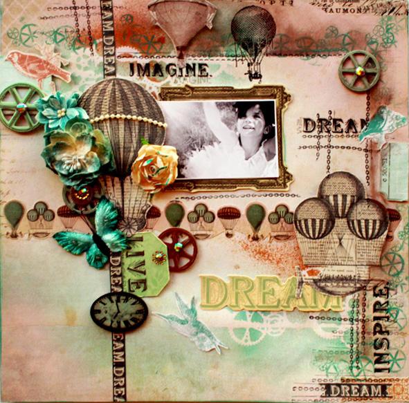 Dream *Swirlydoos´ kit club*