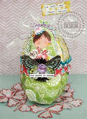 Matryoshka Easter egg 1