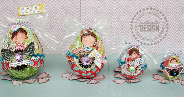 Matryoshkas Easter Eggs
