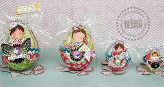 Matryoshkas Easter Eggs