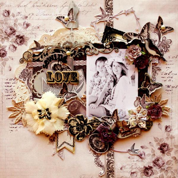 Sewing Love *C�est Magnifique*