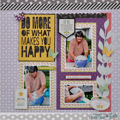 Do More of What Makes You Happy-Katrina Hunt