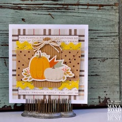 Thanksgiving Card-Maya Road