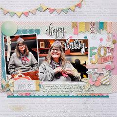 Happy Birthday-Crate Paper