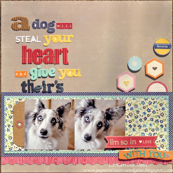 A Dog Will Steal-Jillibean Soup