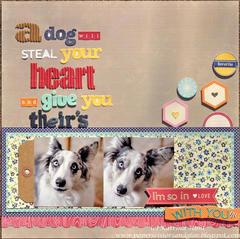 A Dog Will Steal-Jillibean Soup