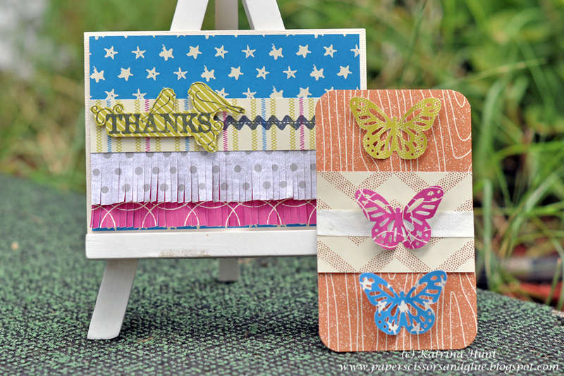 Thanks Card-Amy Tangerine/American Crafts
