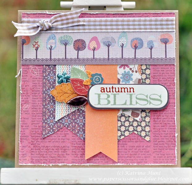 Autumn Bliss-Little Yellow Bicycle Acorn Hollow