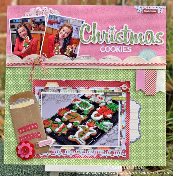 Christmas Cookies-Jillibean Guest Design