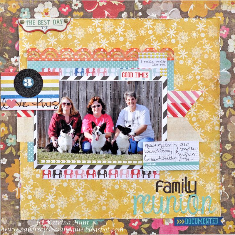 Family Reunion by Katrina Hunt