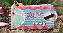 Puppy Party Mini Album Cover