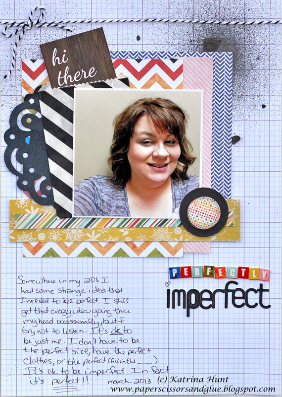 Perfectly Imperfect by Katrina Hunt