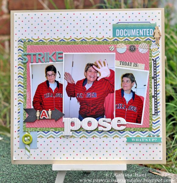 Strike a Pose-Cocoa Daisy Sept Kit