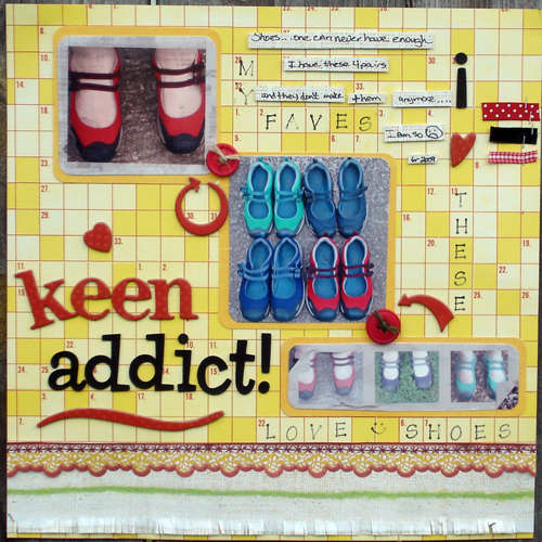 **Keen Addict***