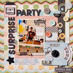 Surprise Party-Fancy Pants