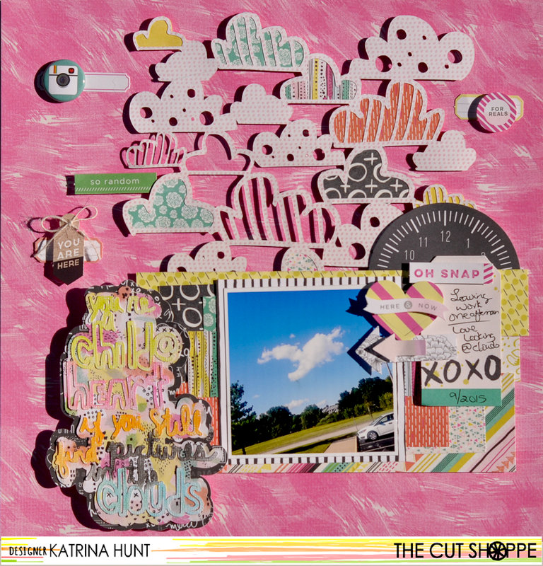 You Are A Child-The Cut Shoppe Basic Grey