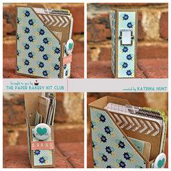 Project Life Card Box By Katrina Hunt