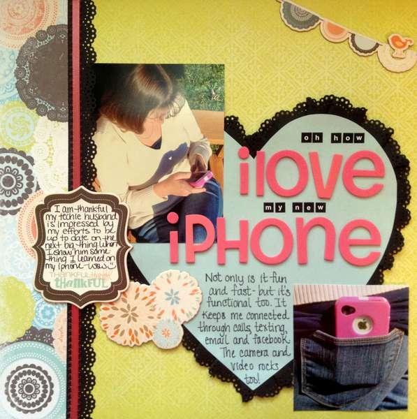 iLove my iPhone