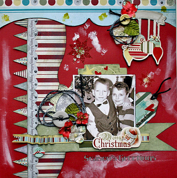 Merry Christmas ** my creative scrapbook**