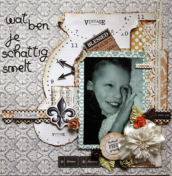 Schattig smelt ** MY CREATIVE SCRAPBOOK**