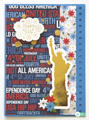 Happy 4th of July *Pebbles*