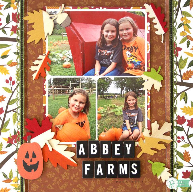 Abbey Farms *Pebbles*