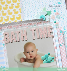 Bath Time *Pebbles*