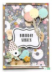 Birthday Wishes *Pebbles*