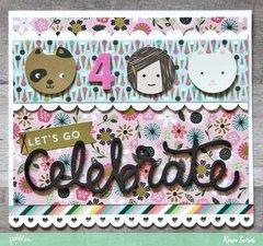 Let's Go Celebrate *Pebbles*