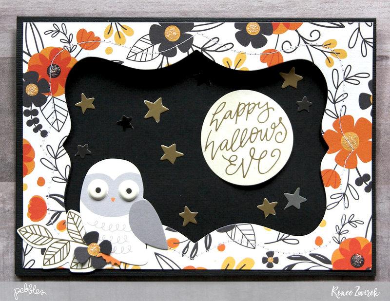 Happy Hallows Eve *Pebbles*