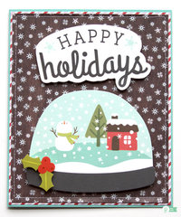 Happy Holidays *Pebbles*
