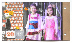 Halloween Costumes O'Fl!p Album – Additional Pages *Pebbles*