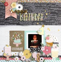 Happy Birthday *Pebbles*