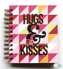Hugs & Kisses Mini Album *Pebbles*