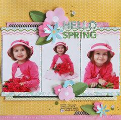 Hello Spring *Pebbles*