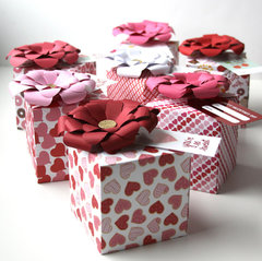 Valentine's Day Treat Boxes *Pebbles*