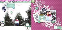 Let It Snow *Pebbles*