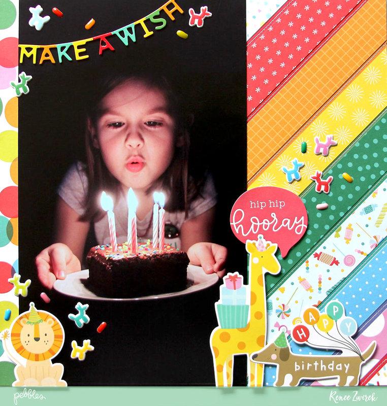Make A Wish *Pebbles*