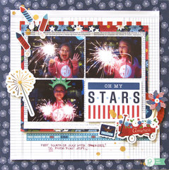 Oh My Stars *Pebbles*